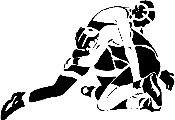 free high school wrestling clip art - photo #23